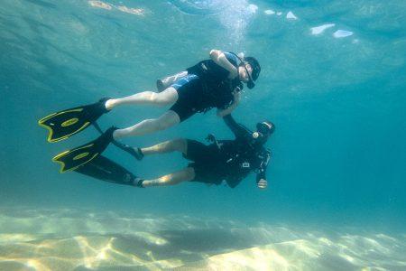 Private Discover Scuba Diving in Cabo San Lucas
